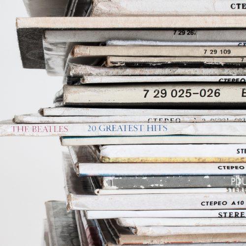 Album Pile