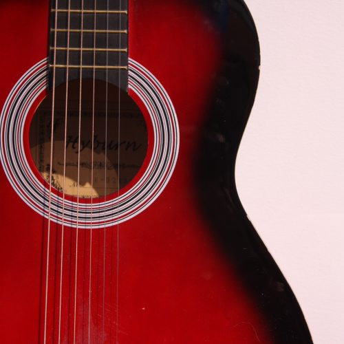 Studio Acoustic Guitar