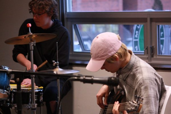 BWMS at Baka Cafe April, 2017